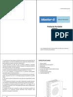 SPB50 Manual
