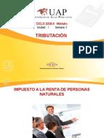Impuesto a La Renta Personas Naturales_Semana1