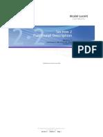 Functional Description-Hardware Description SDH