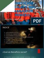 Beneficios Socilaes Del Trabajdor Minero