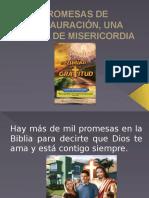 3.- Promesas de Restauración Una Acción de Misericordia