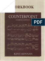 WorkBook CounterPoint - Kent Kennan