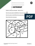 21 Phonics Worksheet v1 21