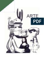 Artes - Apostila de Educação Artística