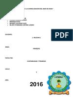 Trabajo de Finanzas Resumen