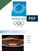 Atenas Apresentação - Olimpiadas