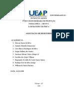 02 - Relatório - Fís - Exp III - Associação de Resistores.doc