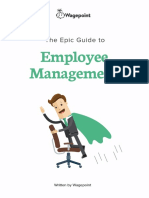 Epic Guide to Employee Management