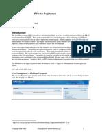 User Management Self Service Registration