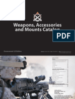 Weapons Accessories and Mounts Catalog 1