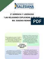 Las Religiones Explicadas Resumen