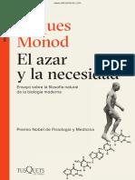 z3 El Azar y La Necesidad