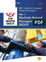 ABC Guide to Dropped Object Prevention Vol 1 Worksite Hazard Management for DROPS
