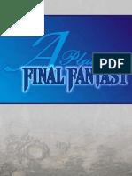A Plus Final Fantasy
