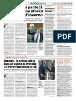 La Gazzetta dello Sport 21-12-2016 - Calcio Lega Pro