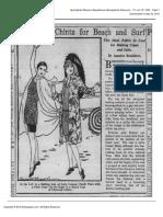 Bathing 1926