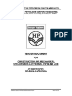 Tender Pipeline & Allied Facilities - DeSUR