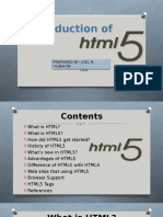 1st Lecture HTML 5