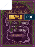 2 Short Stories From Hogwarts Of