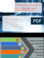 Pemanfaatan Software Remote Administrator