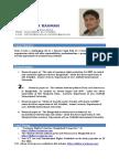 CV of Lutfur Rahman