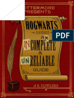 3 Hogwarts an Incomplete and Unreliable Guide