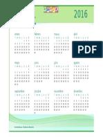 Calendario Multianual Excel