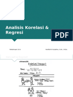 Probstat [Hani] 11-B-Analisis Korelasi Regresi Shared