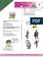 7. sınıf ingilizce test 2