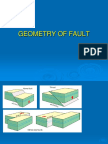 Geometry of Fault