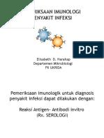 Kuliah praktikum Serologi 2015 rev.ppsx