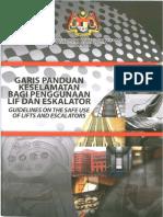 DOSH Guidelines Lift&Escalator