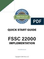 FSSC Quick Start Guide