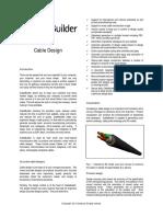 CableBuilder Design
