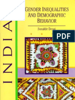 Desai 1994 Gender Inequalities and Demographic Behaviour