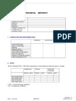 Pole Design Info