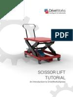 Drive Works x Press Scissor Lift Tutorial
