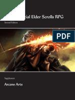 UESRPG 2e Supplement - Arcane Arts (v1.04)