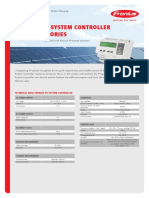 Fronius - Pv System Controller & Accessories