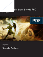 UESRPG 2e Supplement - Tamrielic Artifacts (v1.03)