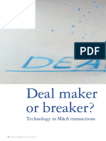 Deal Maker or Breaker