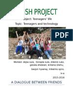 Projektet e Kl 9