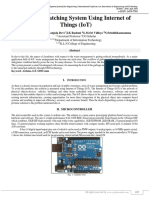 Dreck Dispatching System Using Internet of Things (IOT)