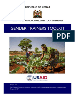 Republic of Kenya Toolkit USAID Approved Upload