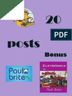 Livro Bônus Eletrônica Paulobr