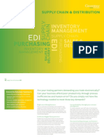 Greentree Supply Chain a Distribution EDI Web