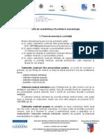 Ghid de Contabilitate Cabinet de stomatologie