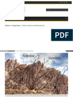 Www Geologyforinvestors Com Folding Faulting and Mineralizat
