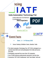 Indian Automation Technology Fair