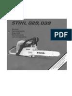 Motosierra-STIHL